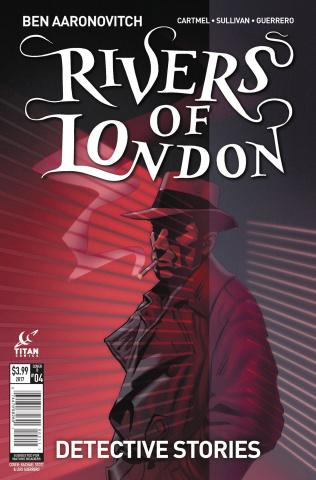 Rivers of London: Detective Stories #3 (Sullivan Cover)