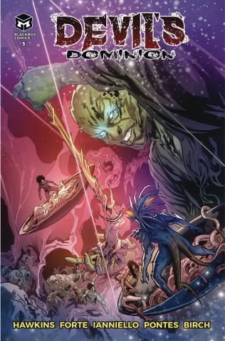 The Devil's Dominion #3