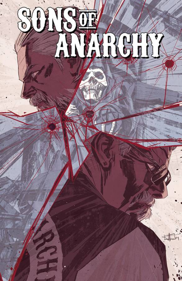 Boom 2014 NEW UNREAD Sons of Anarchy TV Series Comic Book #16