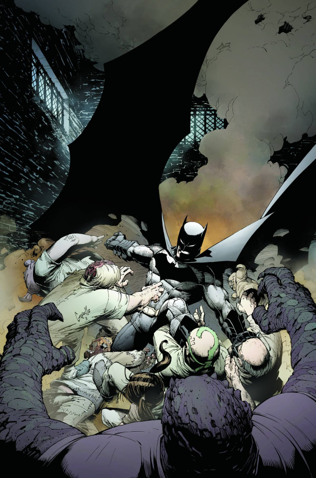 Batman (DC Essentials) #1