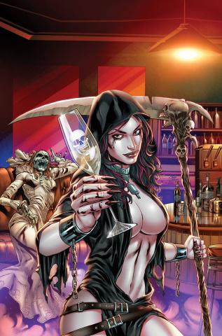 Tales of Terror Quarterly: Bachelorette Party (Vitorino Cover)