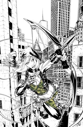 Grimm Fairy Tales: Robyn Hood - I Love NY #1 (Riveiro Cover)