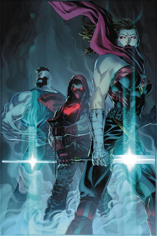 Red Hood: Outlaw #46 (Philip Tan Cover)