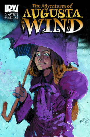 The Adventures of Augusta Wind #2