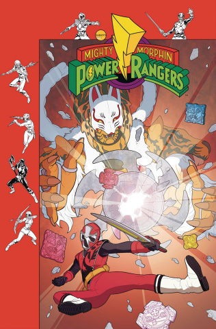 Mighty Morphin' Power Rangers #36 (Preorder Murphy Cover)