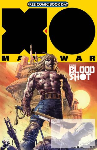 X-O Manowar Special #1