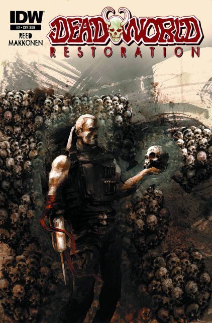 Deadworld: Restoration #2