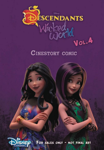 Descendants Vol. 4