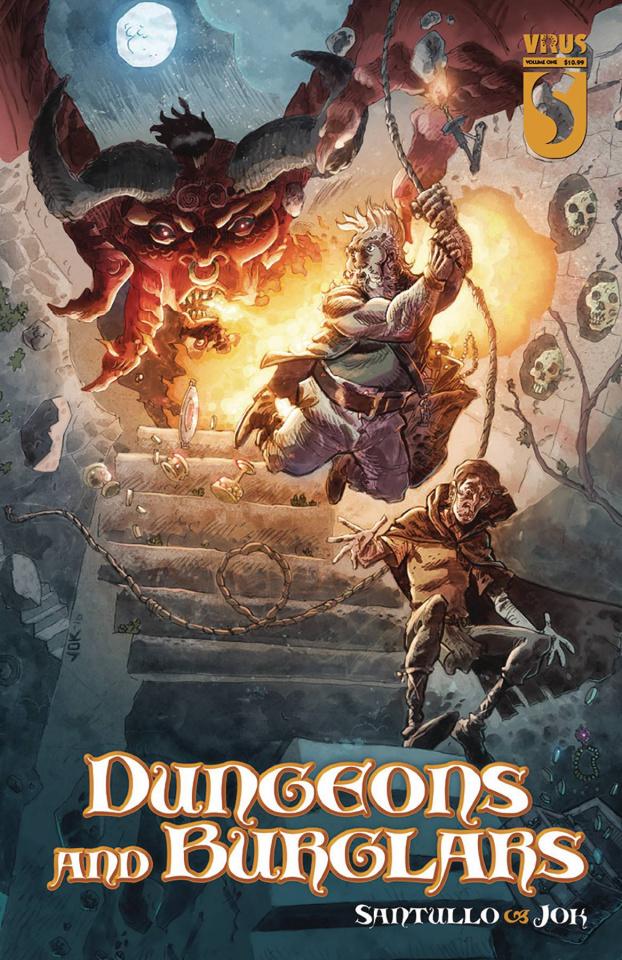 Dungeons and Burglars Vol. 1