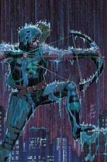 Green Arrow #51 (Romita Cover)