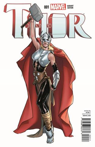 Thor #1 (Pichelli Cover)