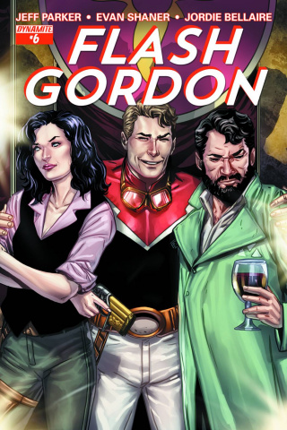 Flash Gordon #6