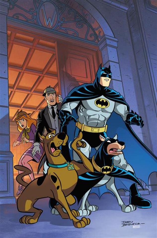 The Batman & Scooby-Doo! Mysteries #7
