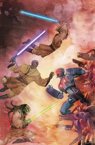 Star Wars: Mace Windu, Jedi of the Republic #5