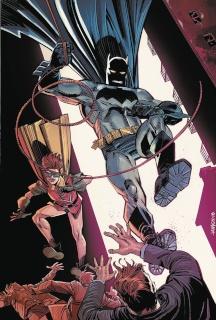 Dark Knight III: The Master Race #6 (Janson Cover)