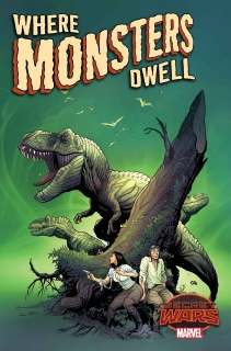 Where Monsters Dwell #2