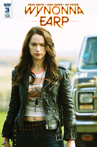 Wynonna Earp #3 (Photo Cover)