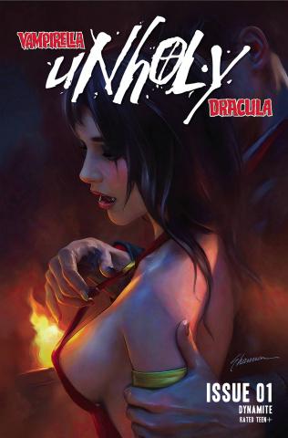 Vampirella / Dracula: Unholy #1 (Maer Cover)