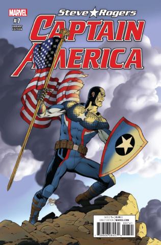 Captain America: Steve Rogers #7 (Classic Cover)