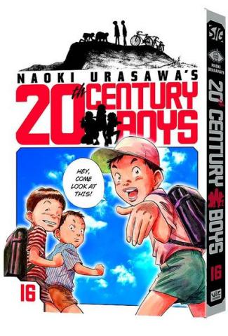 Naoki Urasawa's 20th Century Boys Vol. 16