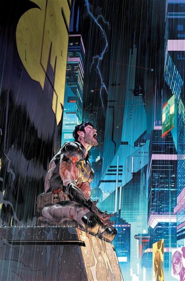 Future State: Batman, The Dark Detective