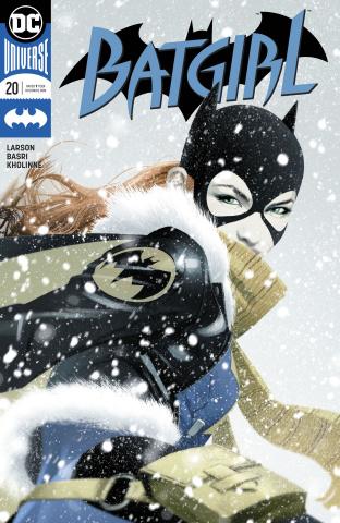 Batgirl #20 (Variant Cover)