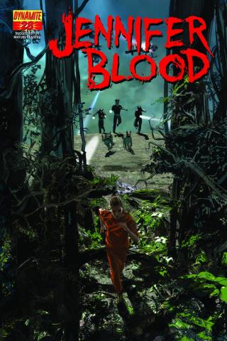 Jennifer Blood #28