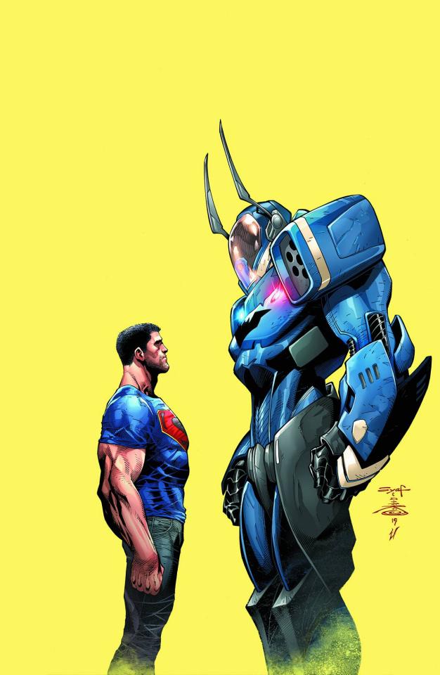 Batman / Superman #21