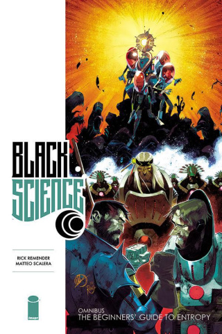 Black Science Vol. 1: The Beginners Guide To Entropy (Omnibus)