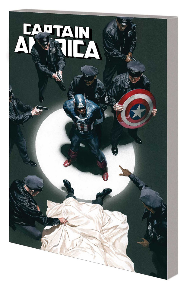 Captain America by Coates Vol. 2: Captain of Nothing