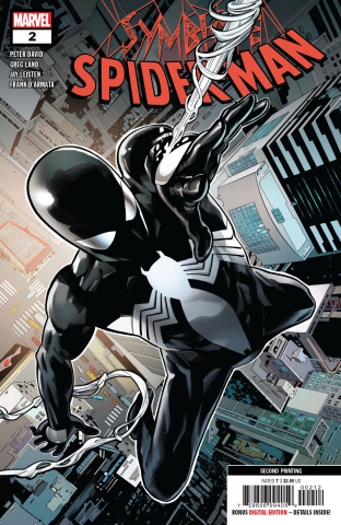Symbiote Spider-Man #2 (2nd Printing)