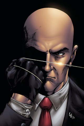 Agent 47: Birth of the Hitman #4 (20 Copy Virgin Cover)