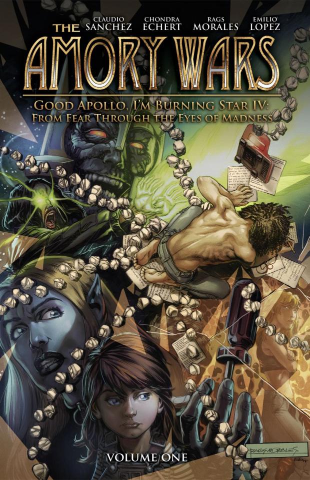The Amory Wars: Good Apollo, I'm Burning Star IV Vol. 1