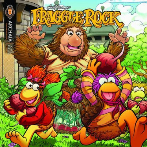 Fraggle Rock, Vol. 2 #2