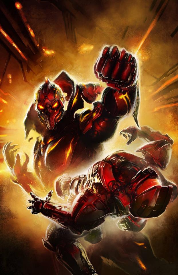 Halo: Escalation #9