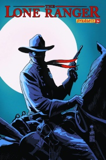 The Lone Ranger #23