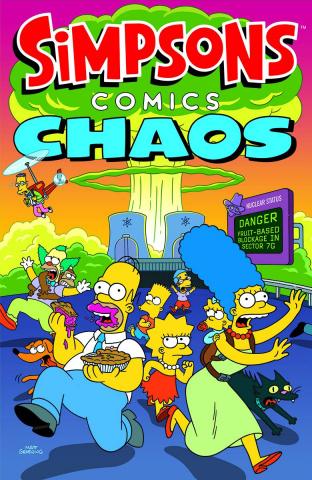 Simpsons Comics: Chaos