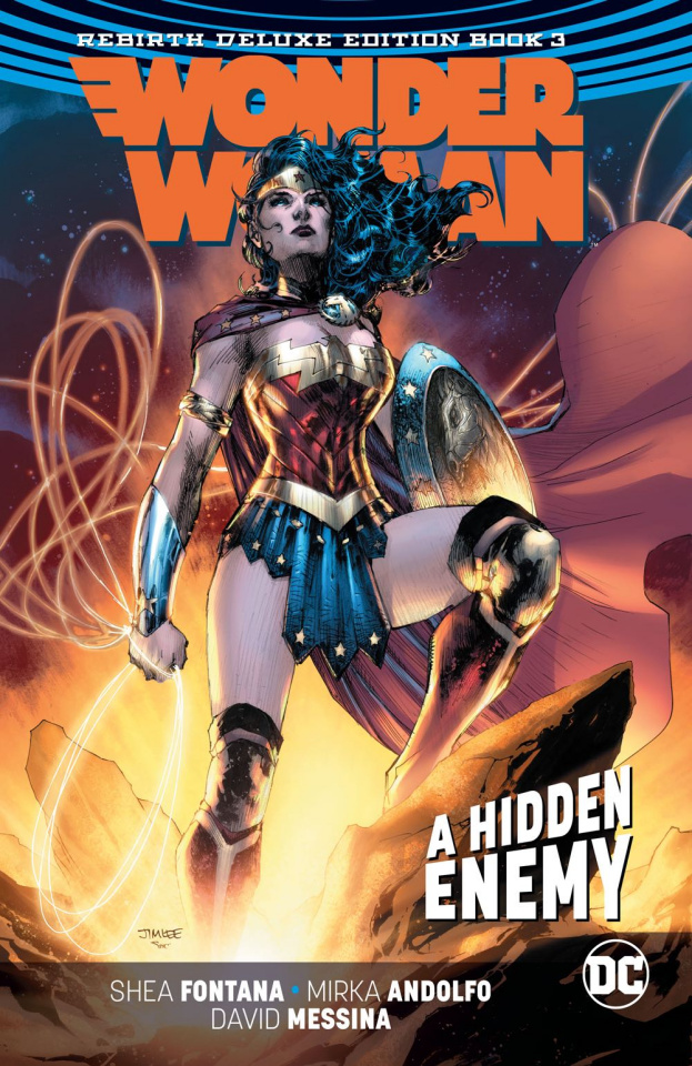 Wonder Woman: Rebirth Book 3