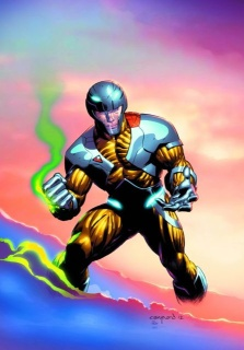 X-O Manowar #1 (Nord Cover)