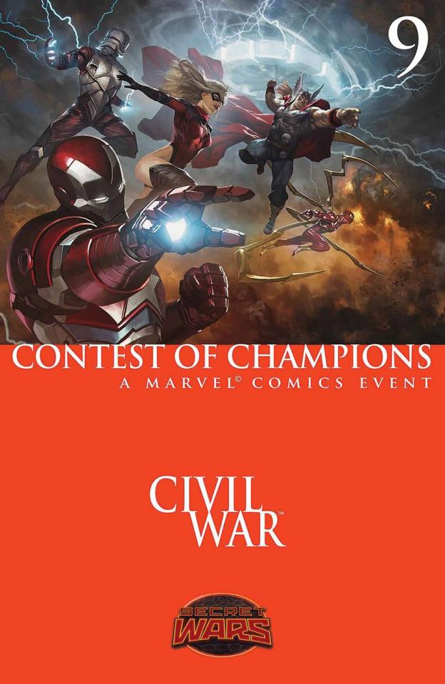 Contest of Champions #9