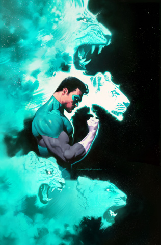 Green Lantern #9 (Variant Cover)