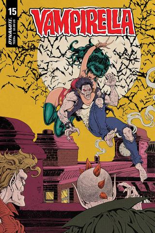 Vampirella #15 (7 Copy Robson Homage Cover)