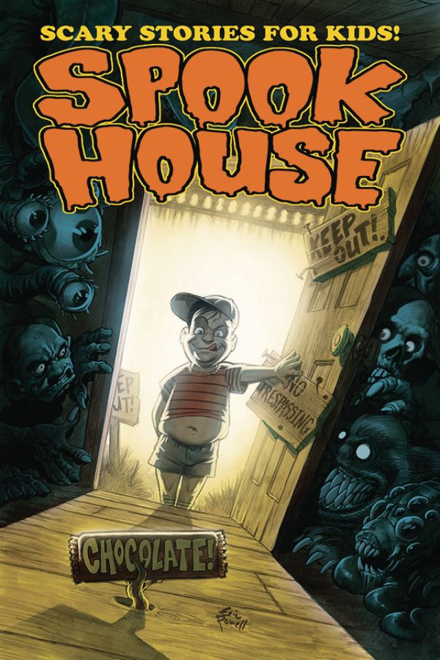 Spook House Vol. 1