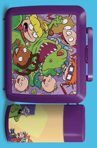 Rugrats #6 (Subscription Charm Cover)