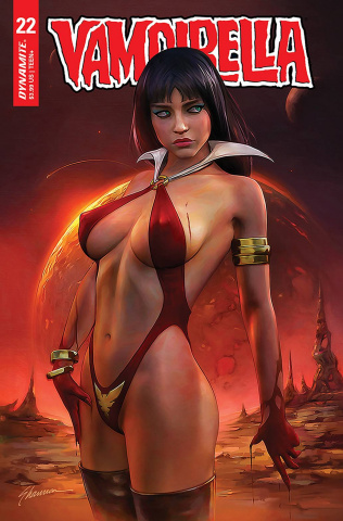 Vampirella #22 (Maer Cover)