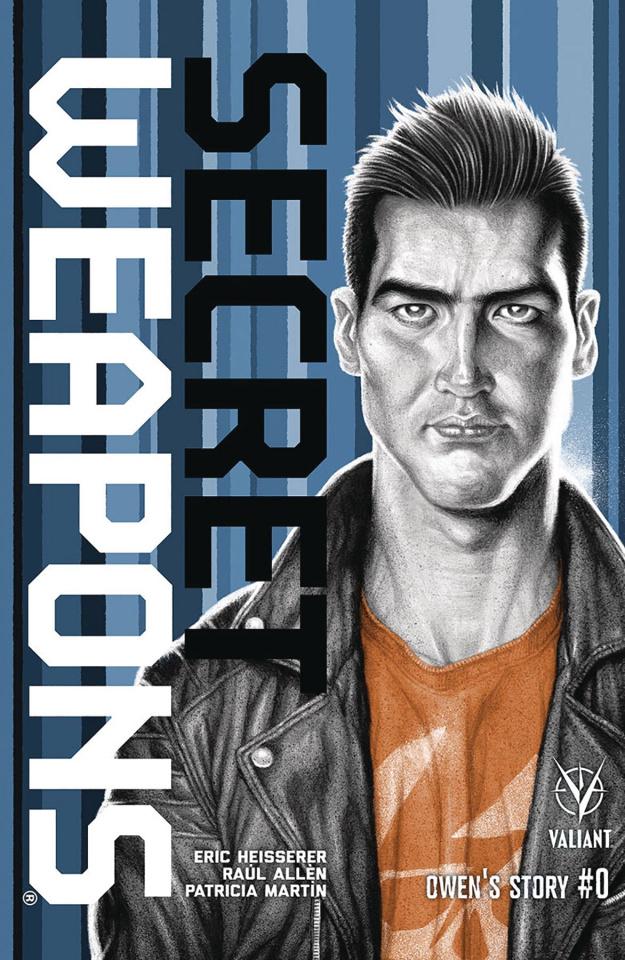 Secret Weapons: Owen's Story #0 (20 Copy Cover)