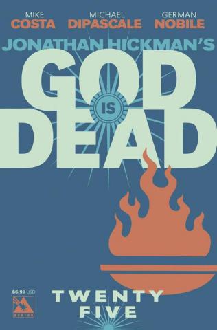 God Is Dead #25