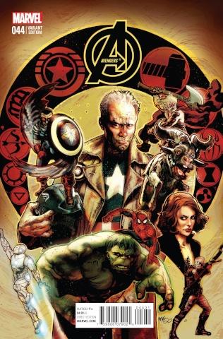 Avengers #44 (Harris Cover)