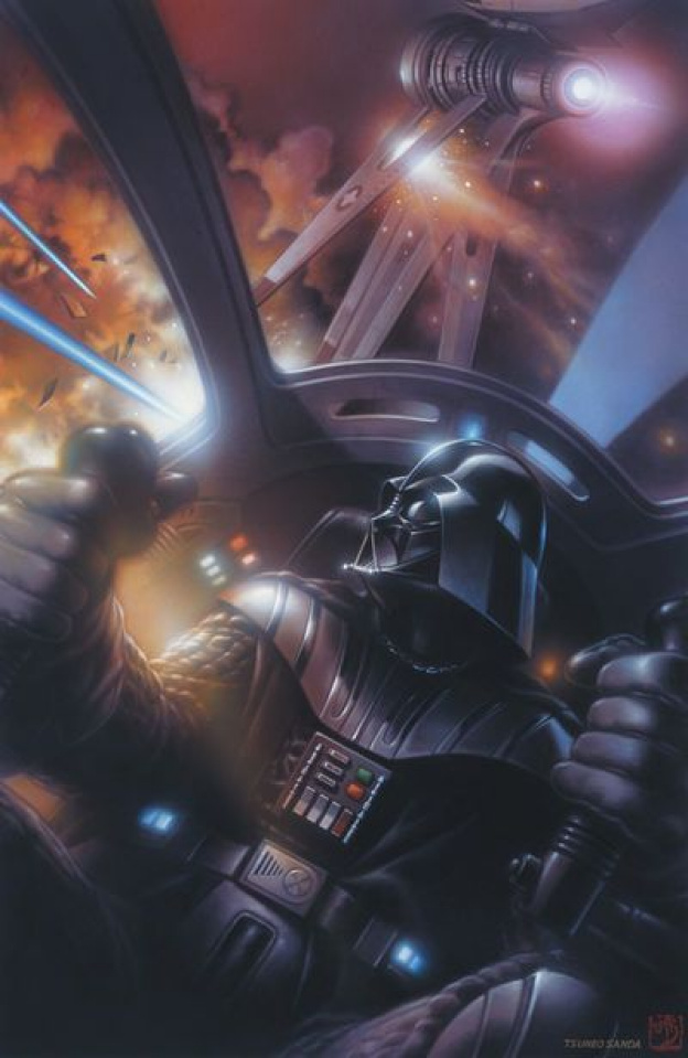 Star Wars: Darth Vader & The Lost Command #2