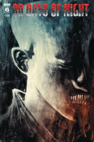 30 Days of Night #6 (Templesmith Cover)